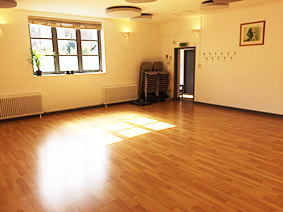 YogaSpace quality classes in our beautiful studios in Bishopston and Park Row