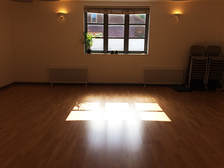 Small group yoga classes in Bristol