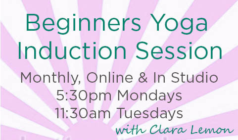 Beginners yoga introduction at Bristol YogaSpace Bishopston