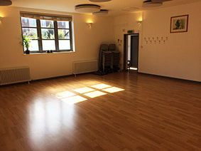 YogaSpace Bishopston yoga studio near Gloucester Road